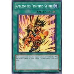 Amazoness Fighting Spirit