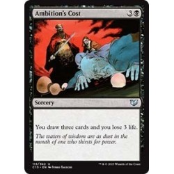 Ambition´s Cost
