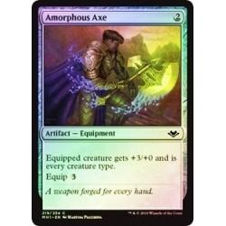 Amorphous Axe (foil)