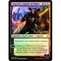 Angrath, Captain Of Chaos (foil Prerelease)