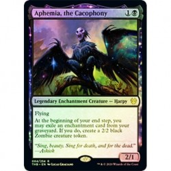 Aphemia, The Cacophony (tbd Prerelease Foil)