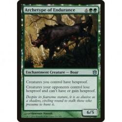 Archetype Of Endurance