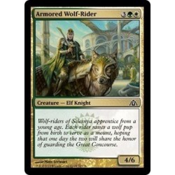 Armored Wolf-rider