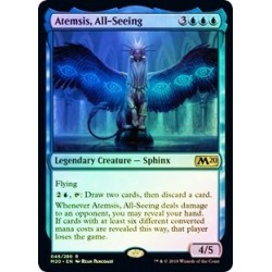 Atemsis, All-seeing (foil)
