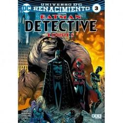 Batman Detectives 03  Renacimiento