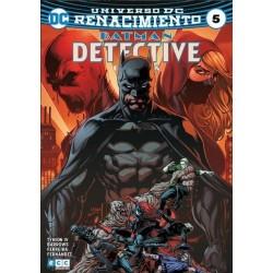 Batman Detectives 05  Renacimiento
