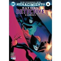 Batman Detectives 06  Renacimiento