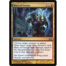 Blast Of Genius (foil)