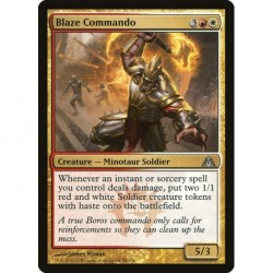 Blaze Commando