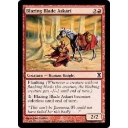 Blazing Blade Askari