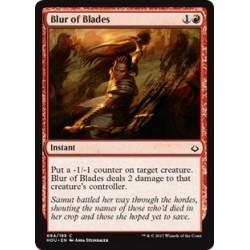 Blur Of Blades