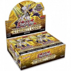 Booster Yugioh Eternity Code