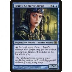 Braids, Conjurer Adept