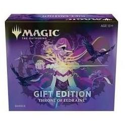 Bundle Gift Edition El Trono De Eldraine