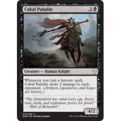 Cabal Paladin
