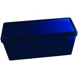 Caja 4 Compartimientos Dragon Shield Azul