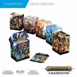 Caja Mazo Ug 80+std Warhammer Champions Vs Modelos