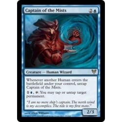 Captain Of The Mists