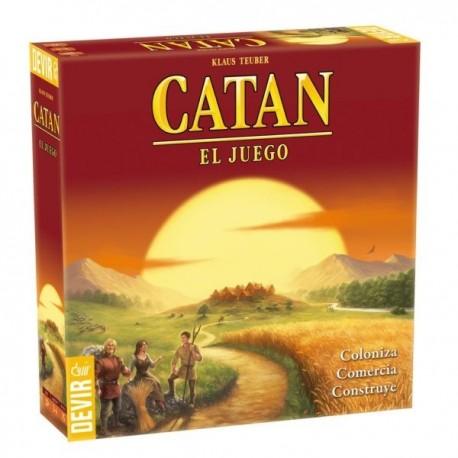 Catan - El Juego