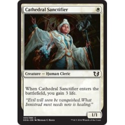 Cathedral Sanctifier