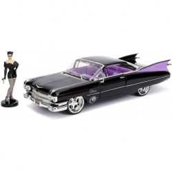 Catwoman & 1959 Cadillac Cupé