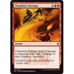 Chandra´s Outrage