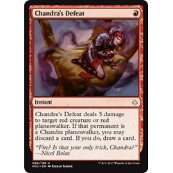 Chandras Defeat