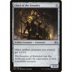 Chief Of The Foundry