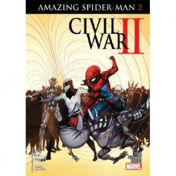 Civil War 2 Amazing Spiderman 02
