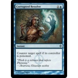 Corrupted Resolve