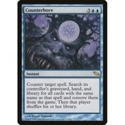 Counterbore