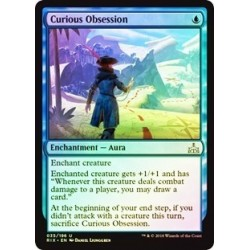 Curious Obsession (foil)