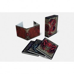 D&d 5th Core Gift Set Limited Hobby Edition