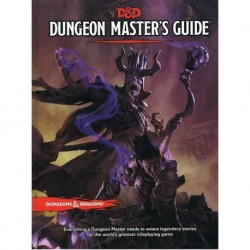 D&d 5th Dungeon Master Guide
