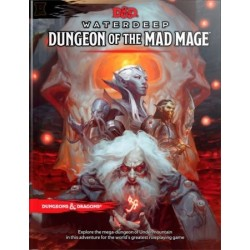 D&d 5th Dungeon Of The Mad Mage