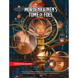 D&d 5th Mordenkainen´s Tome Of Foes