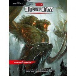 D&d 5th Out Of The Abyss Expansion