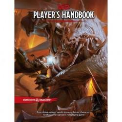 D&d 5th Player´s Handbook