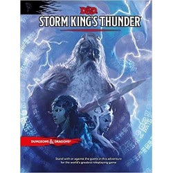D&d 5th Storm King Thunder