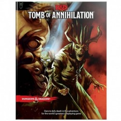 D&d 5th Tomb Of The Annihilation