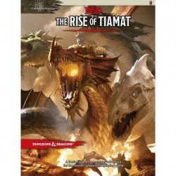 D&d 5th Tyranny Of Dragons The Rise Of Tiamat