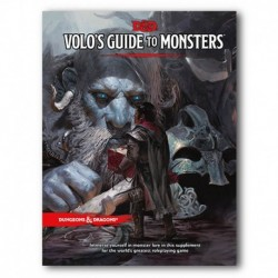 D&d 5th Volo´s Guide To Monsters