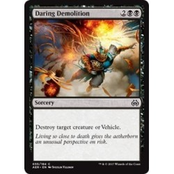 Daring Demolition