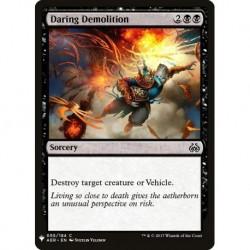 Daring Demolition