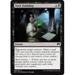 Dark Dabbling