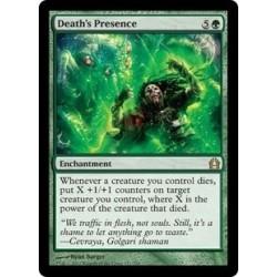 Deaths Presence