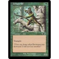 Defiant Elf