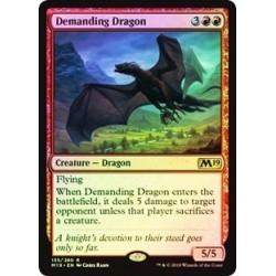 Demanding Dragon (foil)