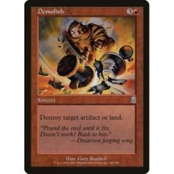 Demolish(hp)
