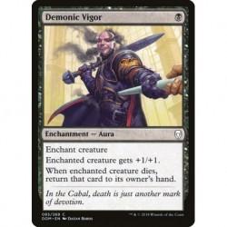 Demonic Vigor (foil)